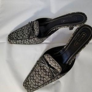 Coach shoes 6.5B